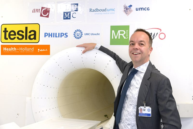Public and private organizations invest heavily in innovative metabolism MRI scanner of UMC